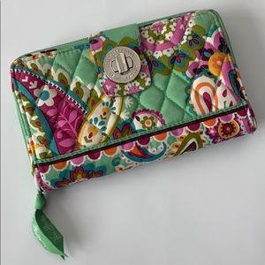 Vera Bradley wallet, never used